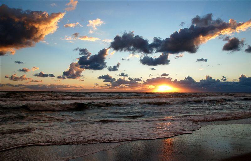 Берег моря фотографии 5