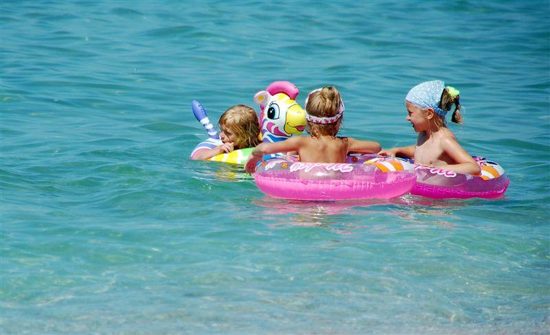 Фото дети на море девочки на море из