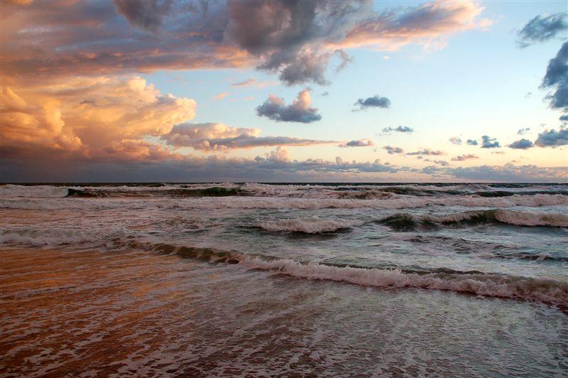 Красивые фото моря море и небеса