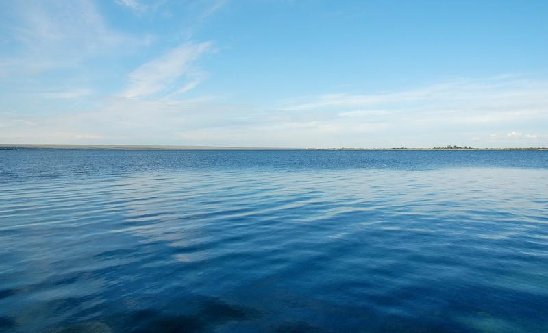 Скачать бесплатно фото озера донузлав